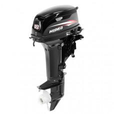 Hidea HD18FES с дистанционным управлением - 2х-тактный лодочный мотор