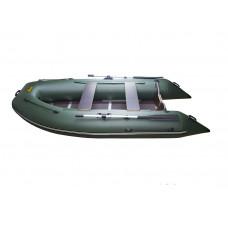 Инзер моторная 330 см, Ø 42, со сплошным полом, килевая надувная лодка ПВХ