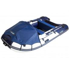 Гладиатор C330 (Active) килевая с фанерным полом со стрингерами - моторная надувная лодка ПВХ