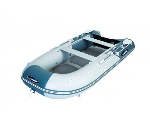 Гладиатор B330AD (Light) килевая с надувным дном высокого давления (Air-deck) - моторная лодка ПВХ