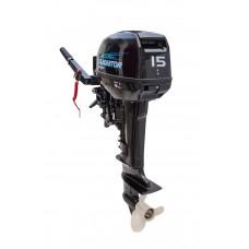 Gladiator G 15 FHS - 2-х тактный лодочный мотор