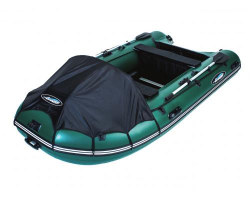 Гладиатор D420 (Professional) килевая с фанерным полом со стрингерами - моторная надувная лодка ПВХ
