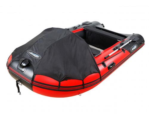 Гладиатор D470AL (Professional) килевая с алюминиевым полом со стрингерами - моторная надувная лодка ПВХ