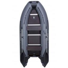 Адмирал 320 Sport килевая, с фанерным пайолом со стрингерами - моторная надувная лодка ПВХ