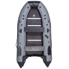 Адмирал 330 Comfort килевая, с фанерным пайолом со стрингерами - моторная надувная лодка ПВХ