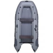 Адмирал 350 НДНД  с надувным дном низкого давления - моторная надувная лодка ПВХ