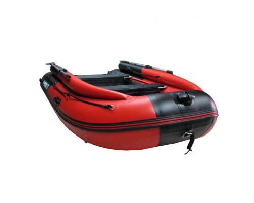 Гладиатор C370AL FB (Active) моторная надувная лодка ПВХ с фальшбортом.