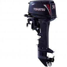 Tohatsu M30 EPS с дистанционным управлением - 2х-тактный лодочный мотор