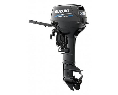 Suzuki DT30S (L) - 2х-тактный лодочный мотор