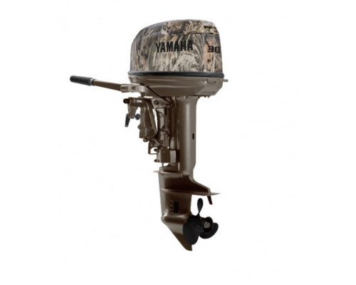 Yamaha 30 HWCS CAMO 2х-тактный лодочный мотор