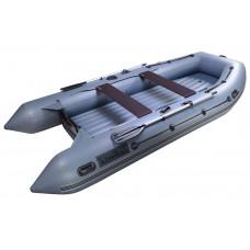 Адмирал 380 НДНД  с надувным дном низкого давления - моторная надувная лодка ПВХ