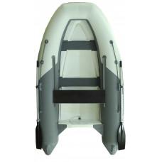 Складной РИБ WinBoat 275RF Sprint - жёстко-надувная моторная лодка.