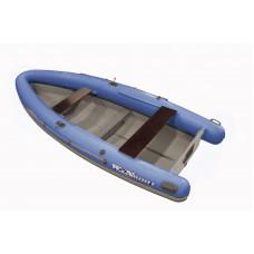 Складной РИБ WinBoat 460RF Sprint - жёстко-надувная моторная лодка