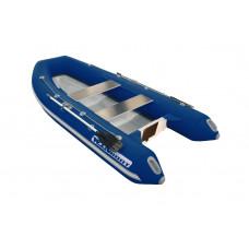 WinBoat 330R - классический РИБ - жёстко-надувная моторная лодка