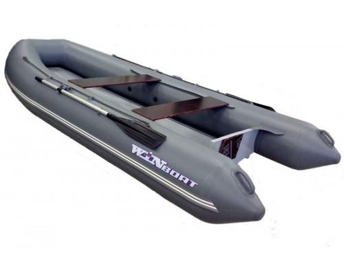 WinBoat 375R - классический РИБ - жёстко-надувная моторная лодка