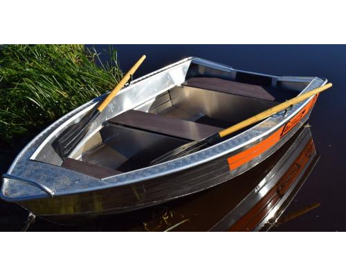 Wellboat-31 - алюминиевая моторная лодка