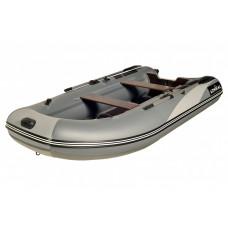 Адмирал 330  килевая, с фанерным пайолом со стрингерами - моторная надувная лодка ПВХ