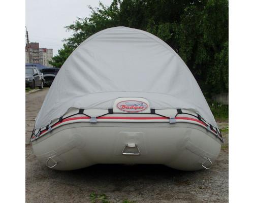 Тент 3Д на лодку Sport/Huntingline 360-390 (Серый)