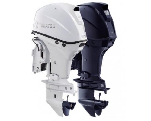 Tohatsu MFS 60 А ETL инжекторный с дистанционным управлением и гидроподъёмником - 4х-тактный лодочный мотор