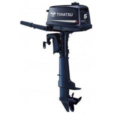 Tohatsu M5 - 2х-тактный лодочный мотор