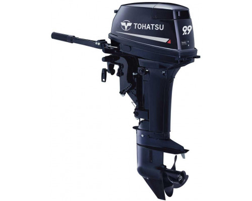 Tohatsu M9.9 - 2х-тактный лодочный мотор