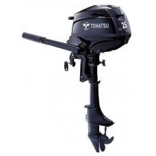 Tohatsu MFS 2.5 - 4х-тактный лодочный мотор