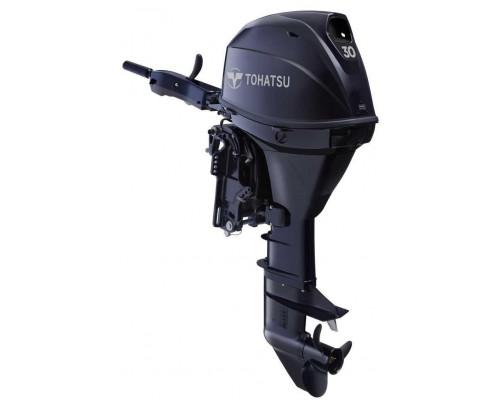 Tohatsu MFS 30 EPS с дистанционным управлением - 4х-тактный лодочный мотор