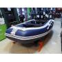 СОЛАР Максима-310 с надувным дном низкого давления (НДНД), килевая - моторная надувная лодка ПВХ