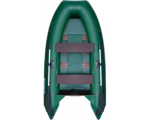 Лодка Omolon SLD A-280 S с реечным полом - моторная надувная лодка ПВХ