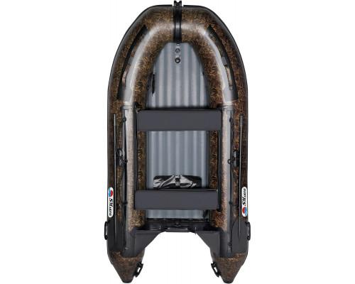Лодка Smarine AIR-310 Камуфляж с надувным дном низкого давления (НДНД) - моторная надувная лодка ПВХ