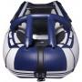 Лодка SMarine Max-420 килевая, с алюминиевым пайолом и стрингерами - моторная надувная лодка ПВХ