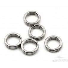 Заводное кольцо Namazu, цв. Cr, р. 2 ( d=10,3 mm), до 35 кг 10 шт N-FT-RA2