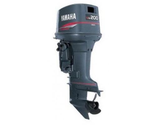 Yamaha 200 AETX - 2х-тактный лодочный мотор