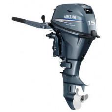 Yamaha F 15 CEHS - 4х-тактный лодочный мотор