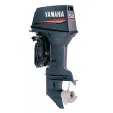 Yamaha 50 HMHOS 2х-тактный лодочный мотор