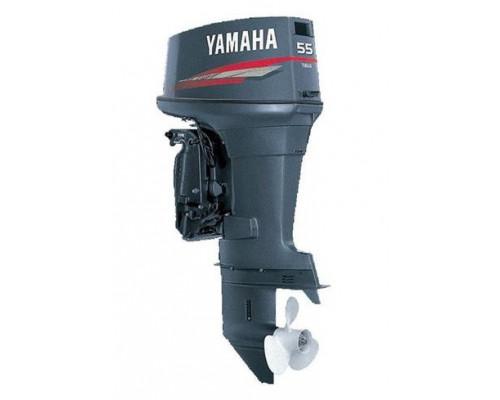 Yamaha 55 BEDS - 2х-тактный лодочный мотор