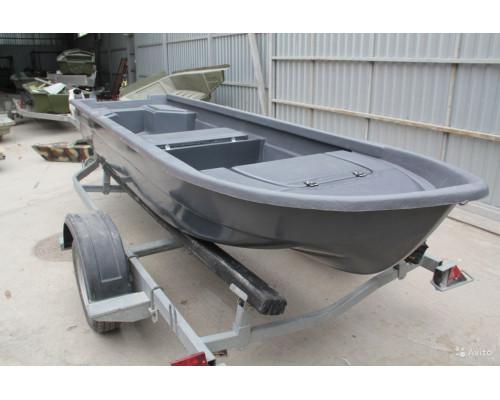 Лодка моторная Riverboat 42 Navigator