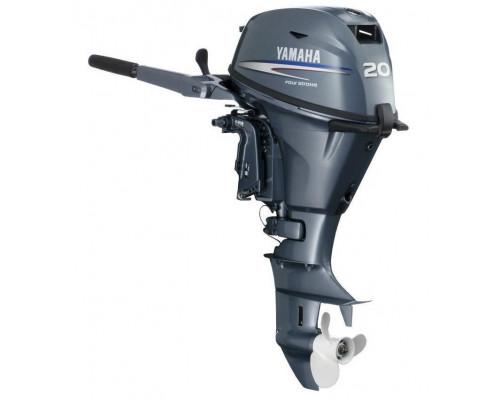Yamaha F 20 BES - 4х-тактный лодочный мотор