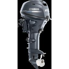 Yamaha F 25 GES - 4х-тактный лодочный мотор