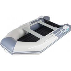 Гладиатор E320 LT (Air) с надувным дном низкого давления (НДНД) - моторная надувная лодка ПВХ