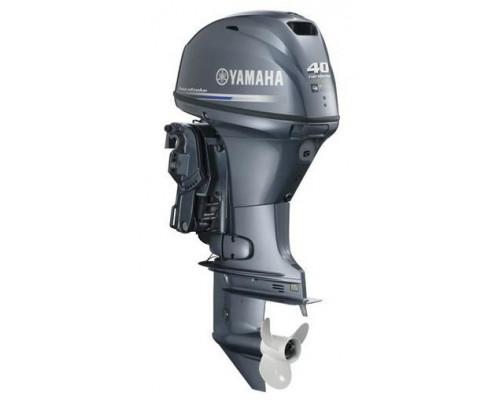 Yamaha F 40 FEDS - 4х-тактный лодочный мотор