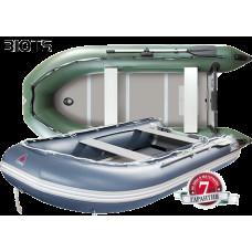 Yukona 310TS килевая, c фанерным пайолом со стрингерами - моторная надувная лодка ПВХ