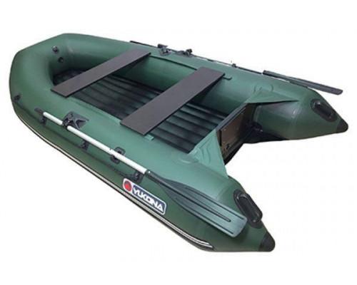 Yukona 300 НДНД с надувным дном низкого давления - моторная надувная лодка ПВХ