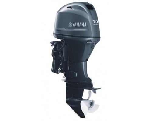Yamaha F 70 AETL - 4х-тактный лодочный мотор