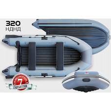 Yukona 320 НДНД с надувным дном низкого давления - моторная надувная лодка ПВХ