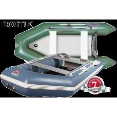 Yukona 300 TLK килевая, с фанерным пайолом со стрингерами - моторная надувная лодка ПВХ