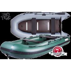 Yukona 310 TSE килевая, с фанерным пайолом со стрингерами - моторная надувная лодка ПВХ