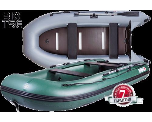 Yukona 310 TSE килевая, с алюминиевым секционным пайолом - моторная надувная лодка ПВХ