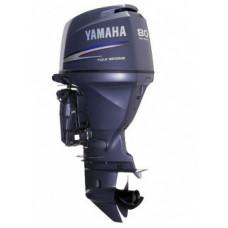 Yamaha F 80 DETL - 4х-тактный лодочный мотор