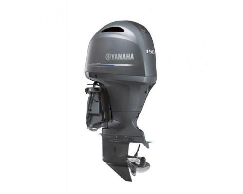Yamaha F 150 DETX - 4х-тактный лодочный мотор